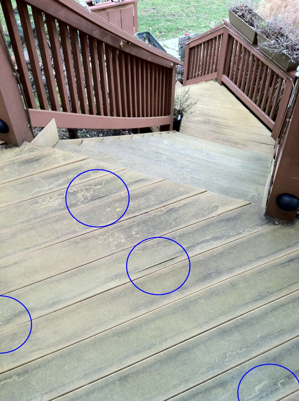 Decking Stain Composite Decking Stain
